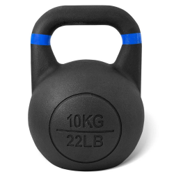 Lifespan Fitness CORTEX Commercial Steel Kettlebell 10kg
